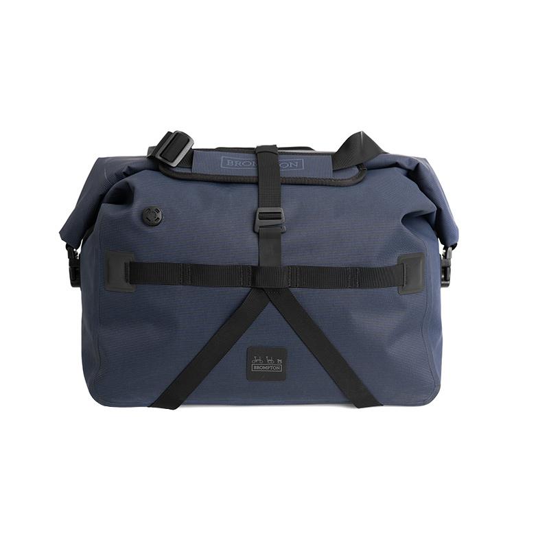 Feedback Borough waterproof bag L 9023776_brompton_borough_waterproof_bag_large_navy_1